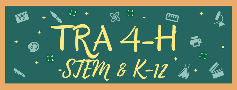 TRA 4-H STEM and K12