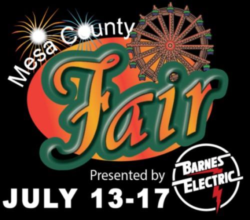 Mesa county fair logo